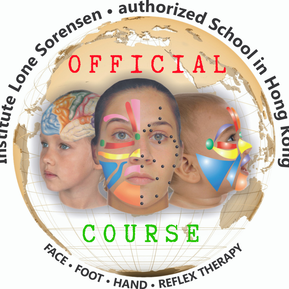 facial reflexology, face reflexology, therapy, course, hong kong