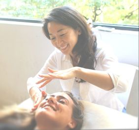 Facial Reflexology, Hong Kong, Mariko, Instructor, Therapist, Course, Workshop