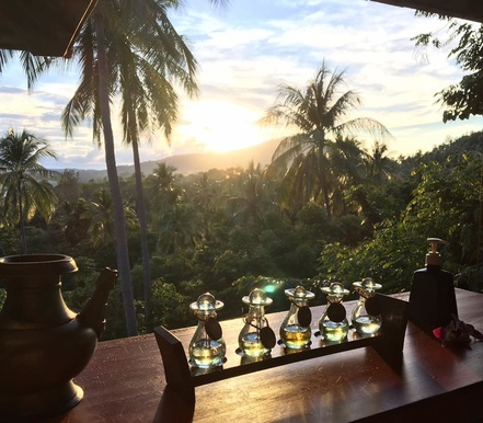 Kamalaya, Facial, Therapy, Emotional Balance, Relaxation